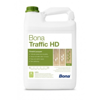 Лак Bona Traffic HD матовый (4.95л)