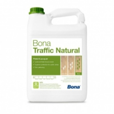 Лак Bona Traffic Natural (4,95 л)